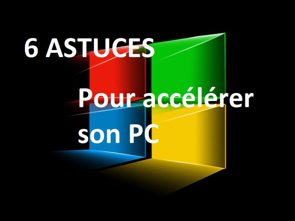 Accelerer Et Optimiser Son Pc Windows Sans Logiciel Grace A 6