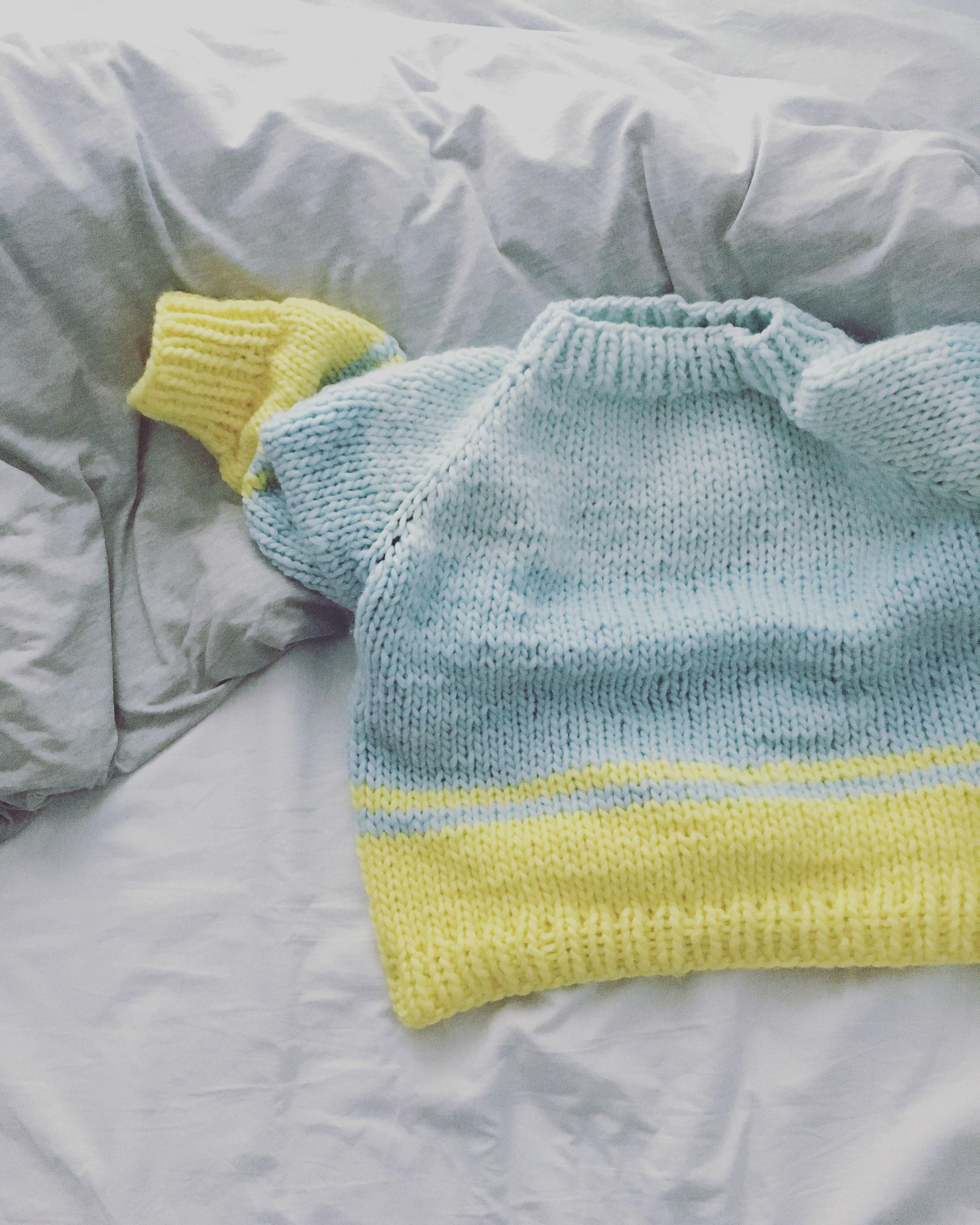 New Knitting Pattern Top Down Raglan Sweater Felicity Diy Blog