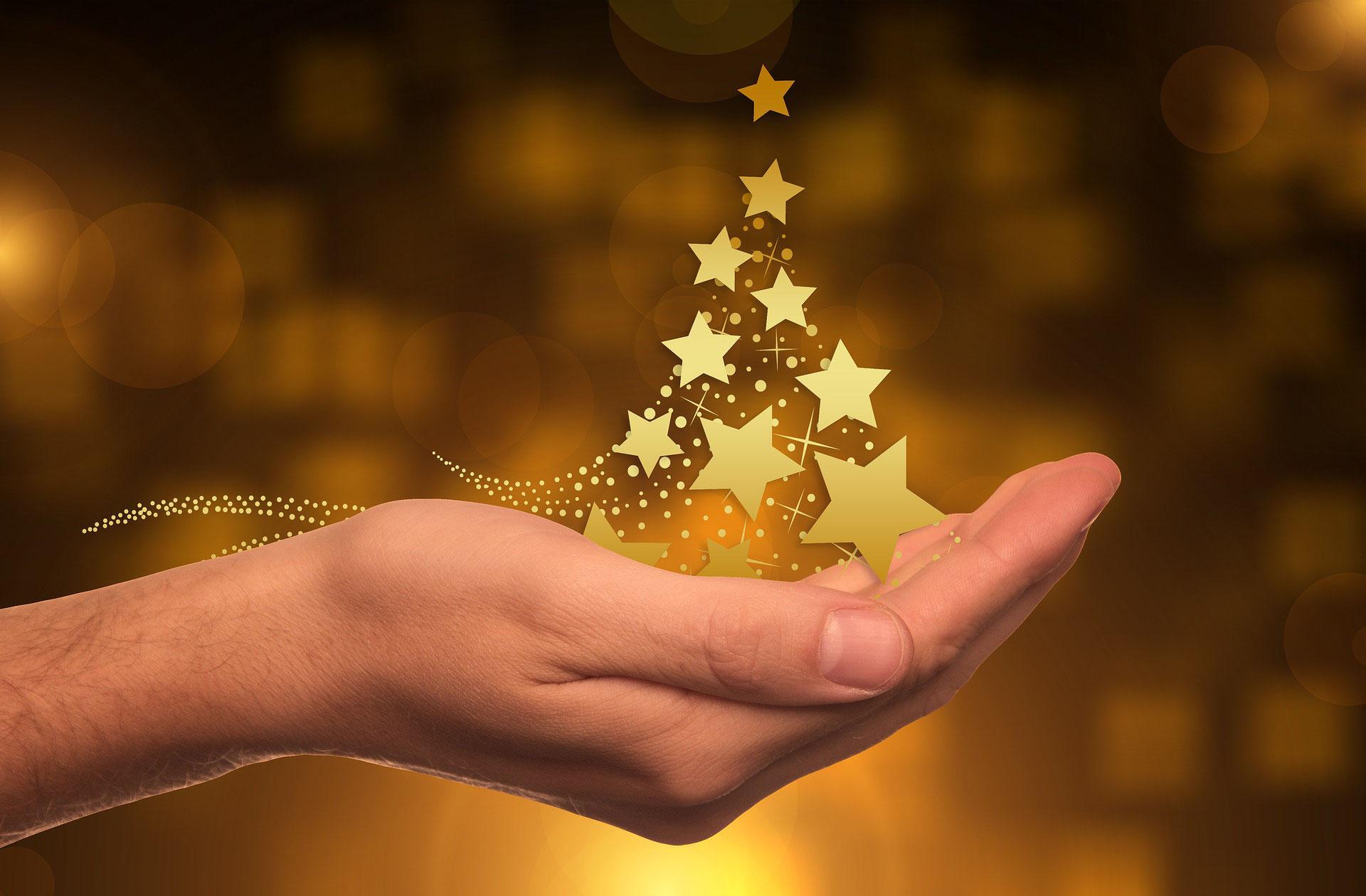 Weihnachtskarten Flyeralarm.Kundengeschenke Zu Weihnachten Ja Bitte Grafikbuero Petra Kress
