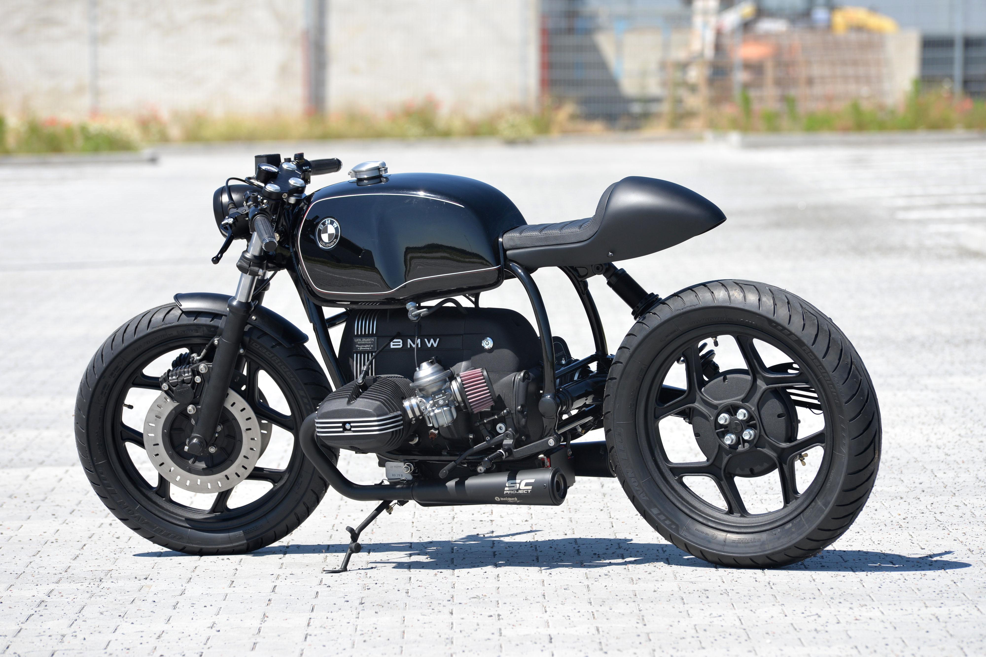 CRD 116 BMW R100/7 - Cafe Racer Dreams