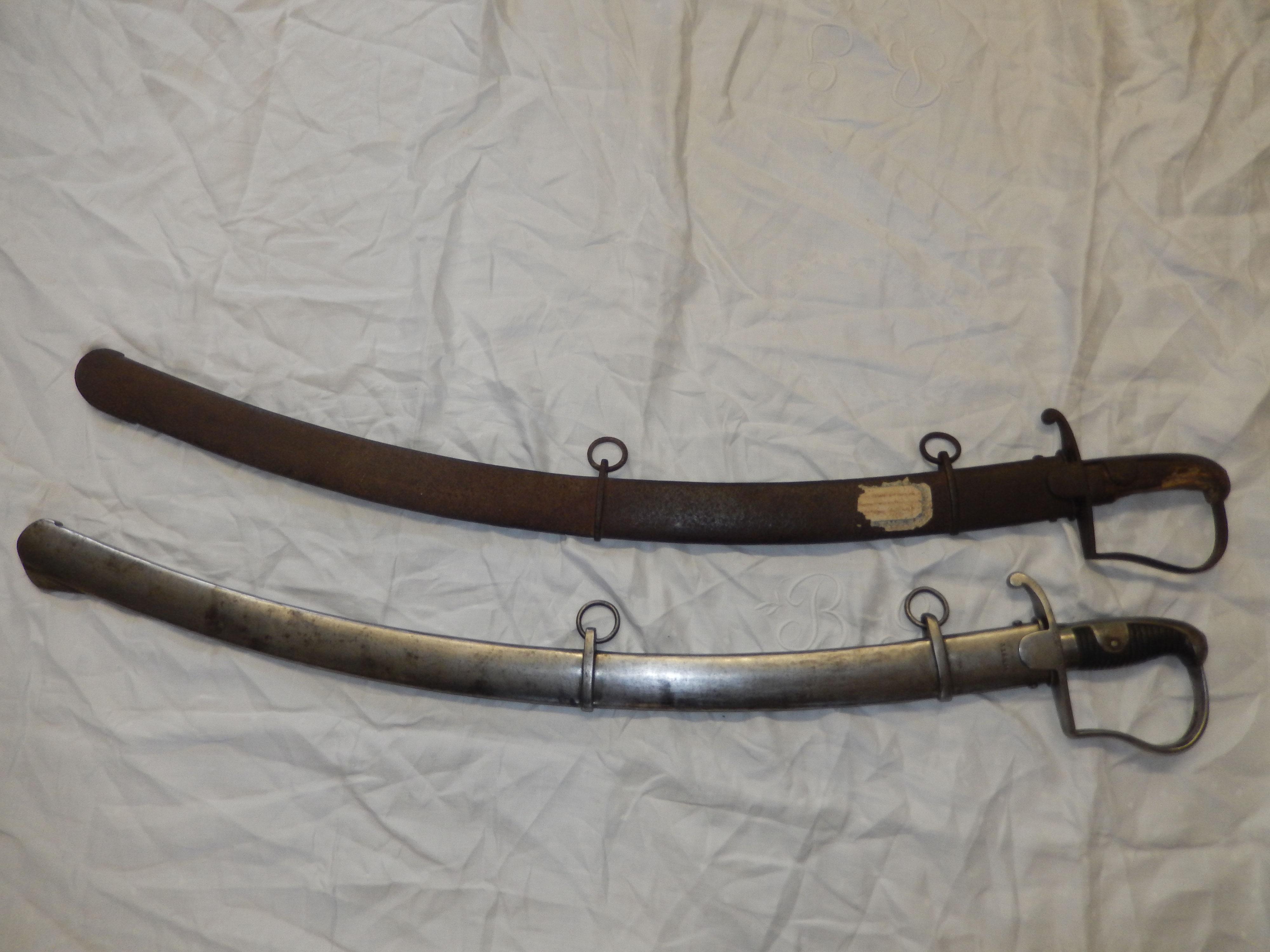 le sabre de cavalerie prussien mod le 1811 comptoirantiquedebourgogne. Black Bedroom Furniture Sets. Home Design Ideas