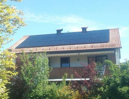 angebote f r solar photovoltaik sunpower und tesla. Black Bedroom Furniture Sets. Home Design Ideas