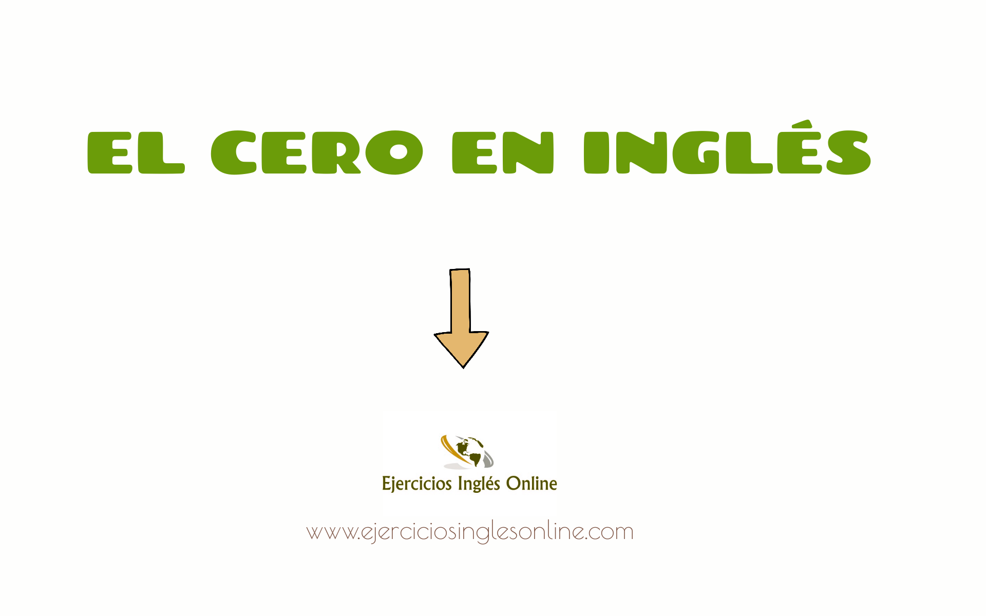 ejercicios ingles online