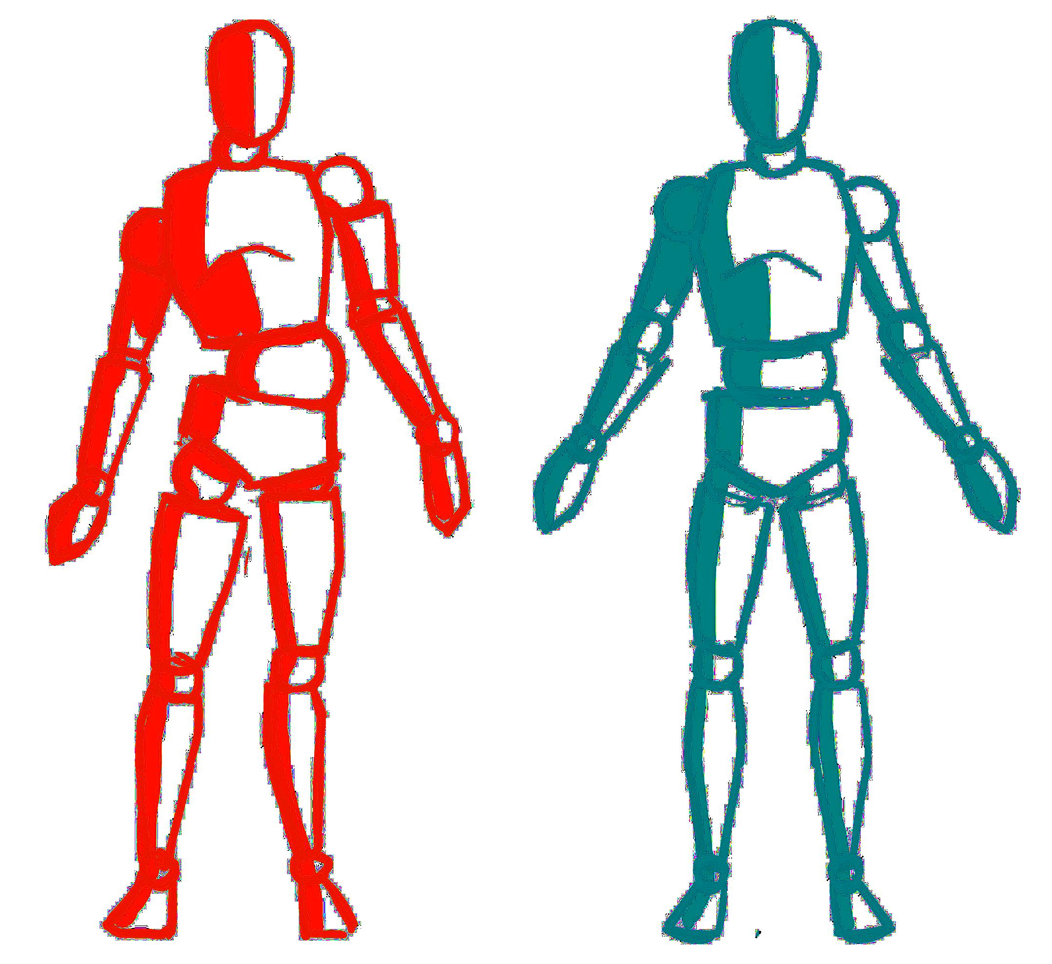 Diätpillen für Arme und Rücken