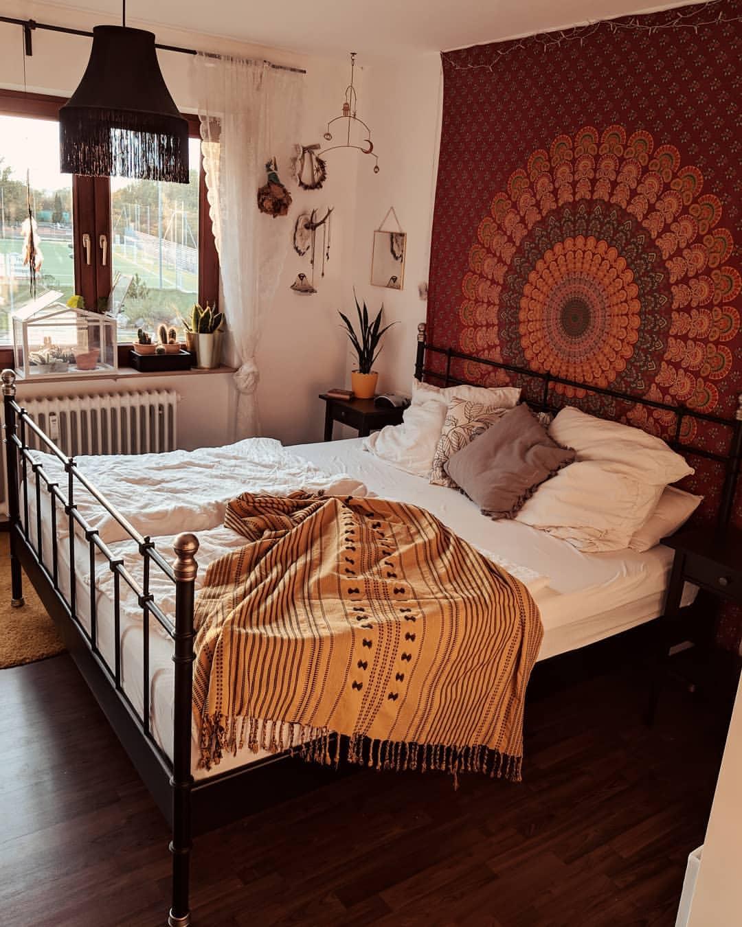 Wie Hänge Ich Ein Wandtuch Auf Wandtuch Shop Karmandala