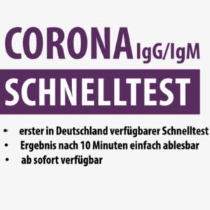 Schnelltest Corona Kosten