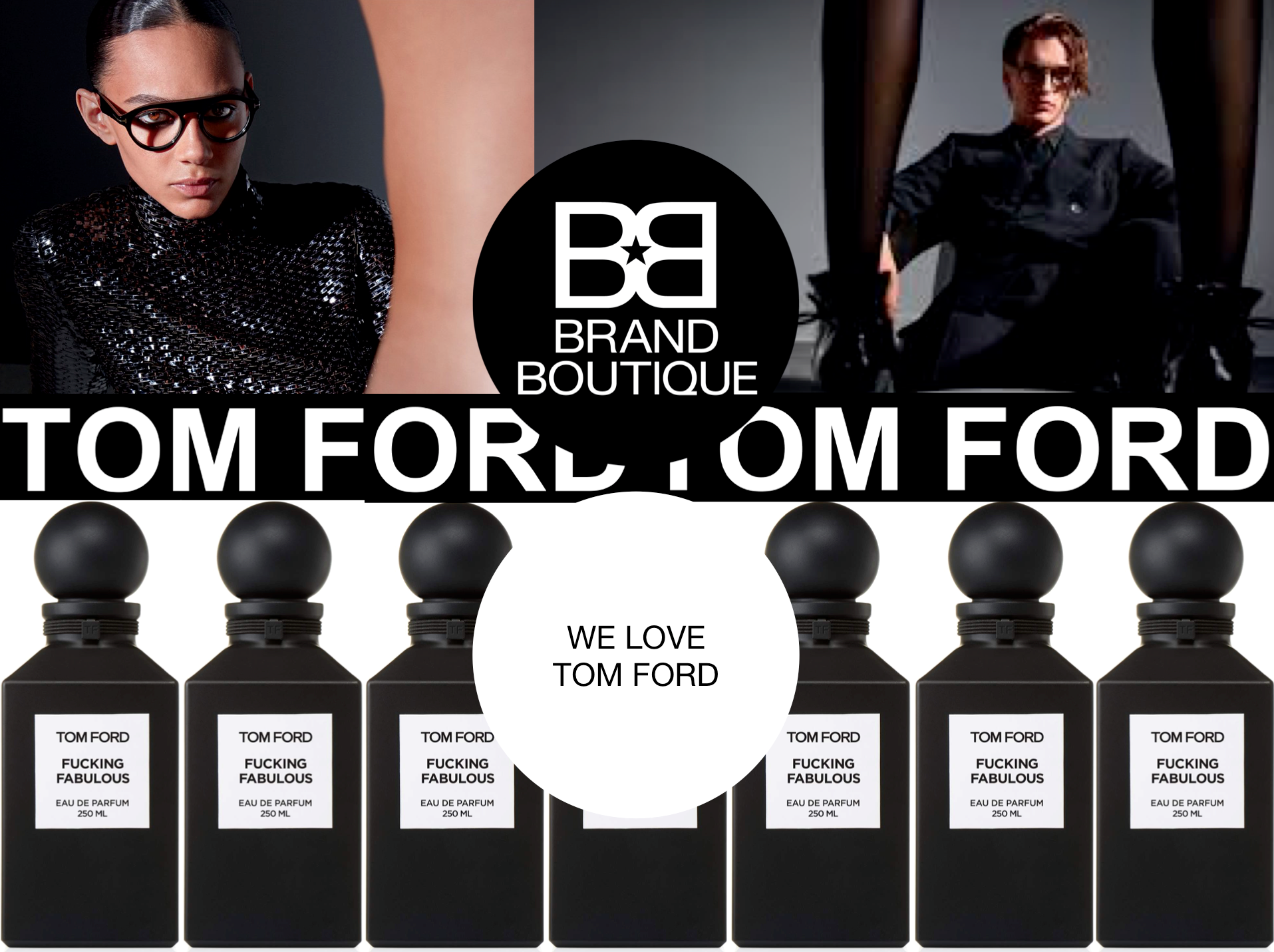Iconic Brand Series No 3 Tom Ford Brand Boutique