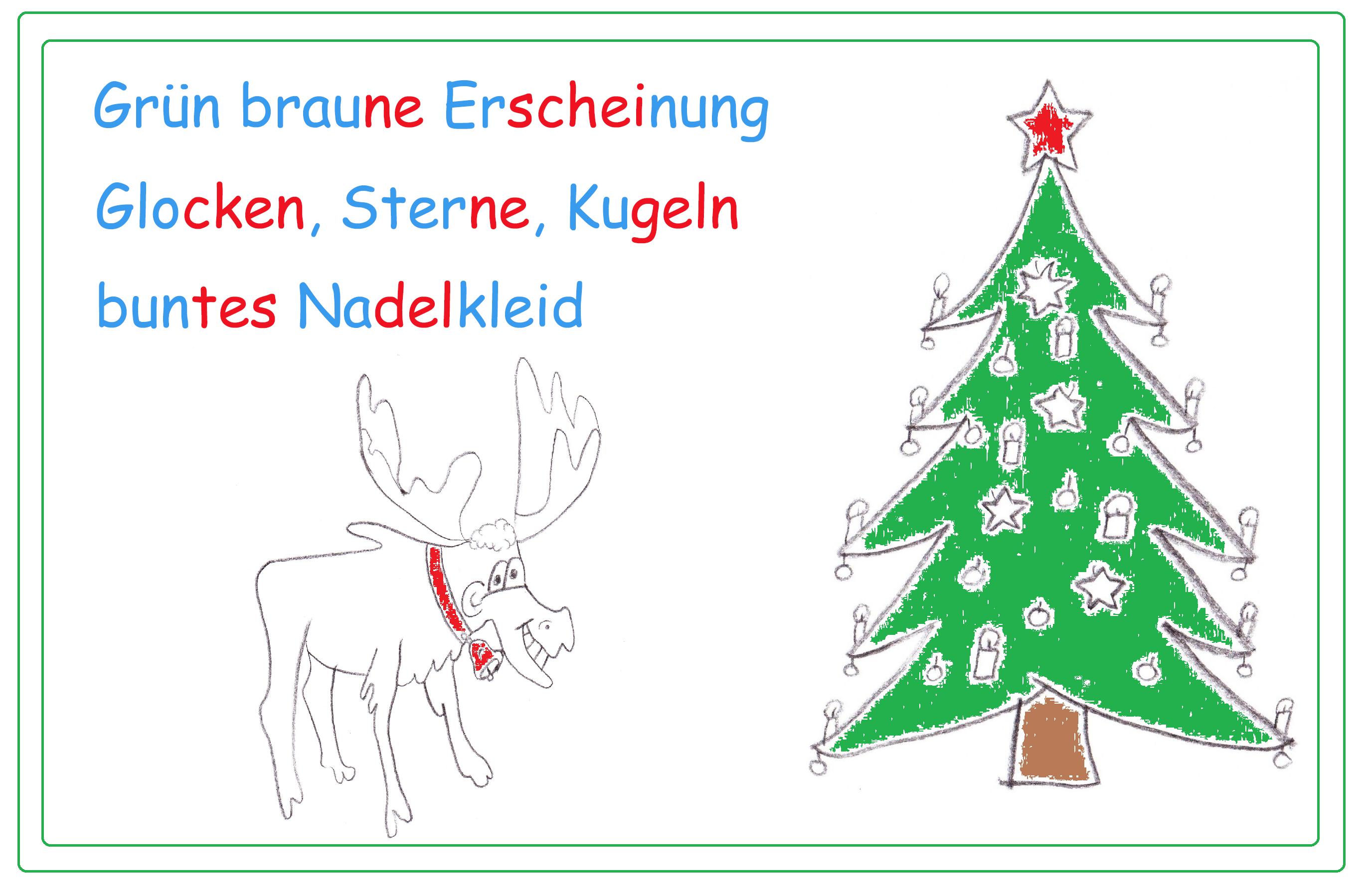 Haiku zum Advent - Lernwerkstatt für Deutsch