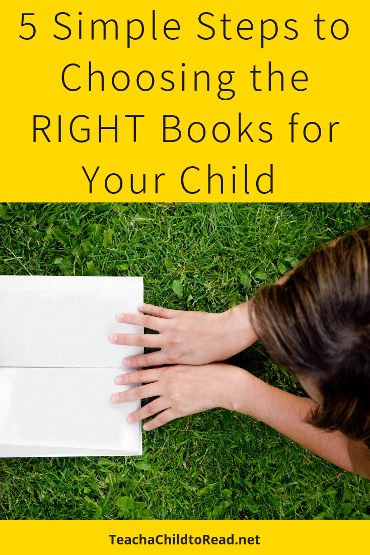 how to choose the right book for me