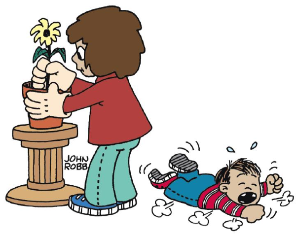 Cómo extinguir las conductas inadecuadas de tus hijos - Centro ...