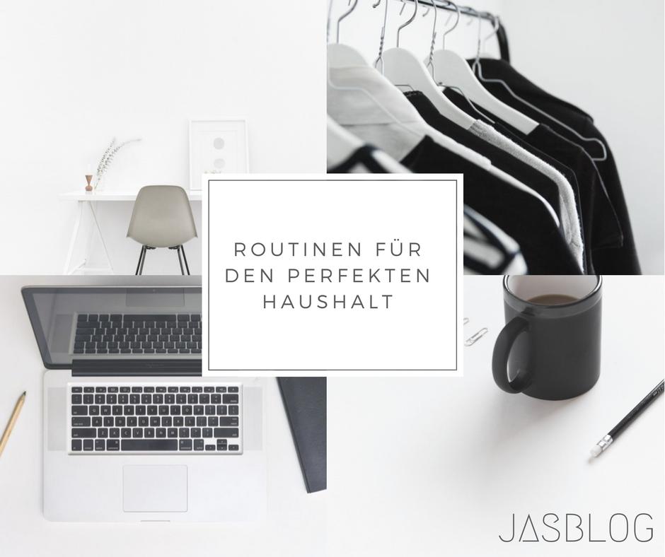 routinen f r den perfekten haushalt jasblog. Black Bedroom Furniture Sets. Home Design Ideas