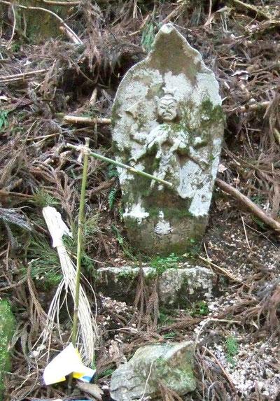 Ishibotoke en mémoire des bêtes de somme mortes à la tâche