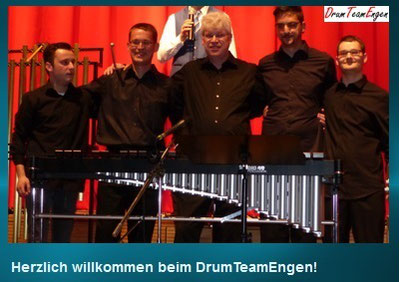 Drum Team Engen Website