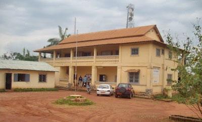 Mbalmayo, la sous-préfecture