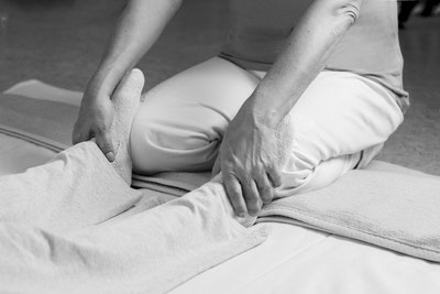 Shiatsu Reutlingen Behandlung Füße