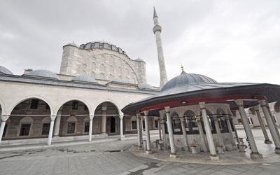 世界遺産「古都ダマスカス(シリア)」、ウマイヤド・モスクの泉亭