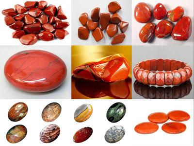 Jaspe -Lithothérapie - Boutique minéraux - Casa bien-être