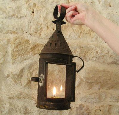 La lampe sourde des huguenots