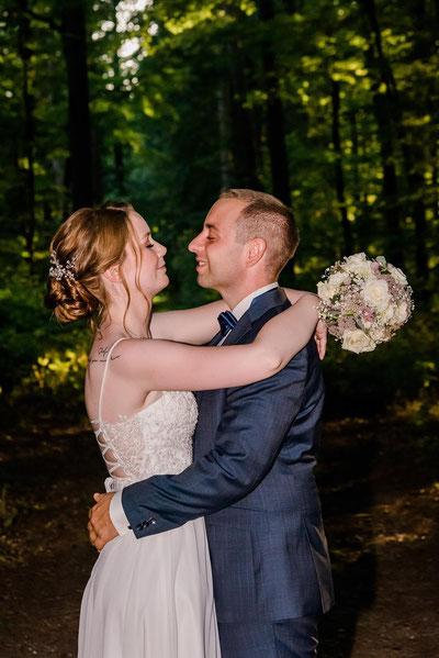 Brautpaarshooting Brautpaar