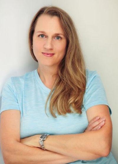 Sandra Mennel, Personal Trainerin und Gesundheitscoach für den Raum Haßfurt, Bamberg, Schweinfurt.