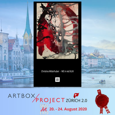 SWISS ART EXPO ZÜRICH, 2020