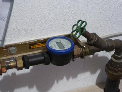 Funk-Wasserzähler Kamstrup Multical 21
