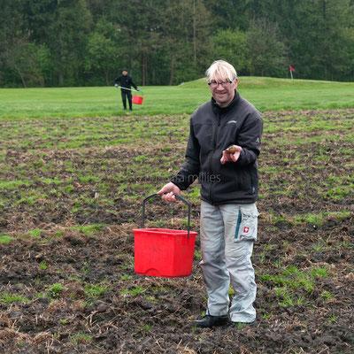 Inklusives Greenkeeper-Team, Golfplatz Lilienthal