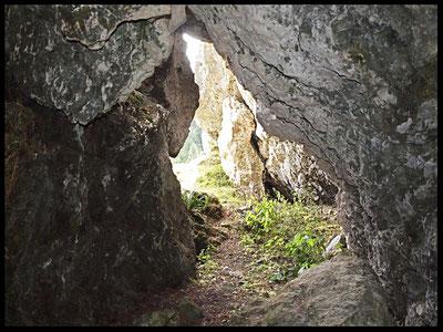 Grotta della Marmotta