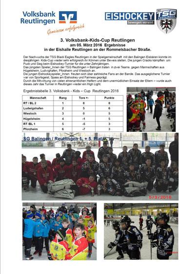 Knabenmannschaft 2015/16
