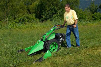 Mowing program