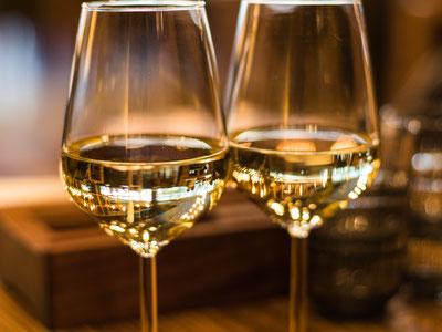 Weißwein, Herkert Catering