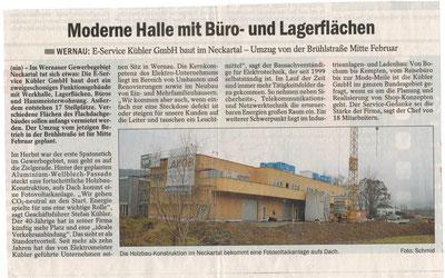 Eßlinger Zeitung – Mai 2014