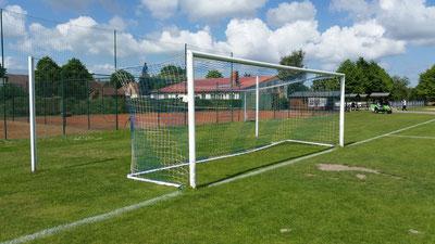 Fußballtornetz