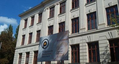 """Seminar: """"Schultütenprogramme"""" mit Roswitha Hafen an der pädagogischen Hochschule Graz."""