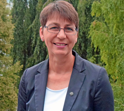 Sabine Bertram-Schäfer. Foto: Gert Holle
