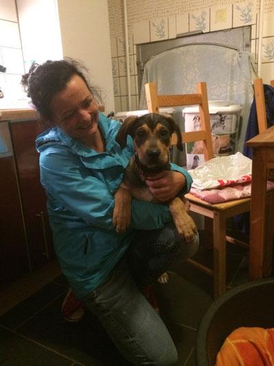 Mach´s gut kleiner Luan, Traumhund hat Traumzuhause gefunden :-)