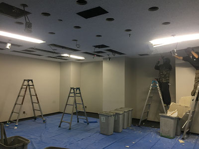 杉戸町の天井,解体費用