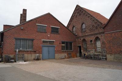 Glockengießerei, Außenansicht, Februar 2014