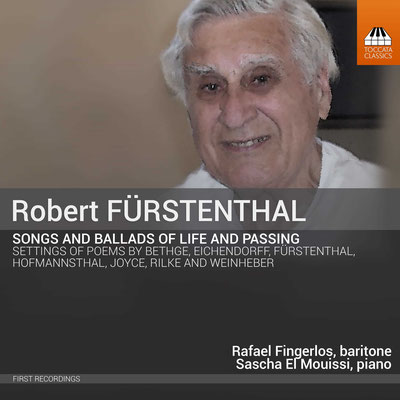 Rafael Fingerlos and Sascha El Mouissi recorded 2016 Vienna Konzerthaus
