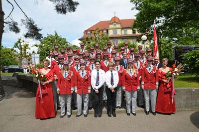 150 Jahre MG Wangen