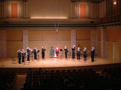 第2回演奏会  2004/12/4(日)さいたま芸術劇場にて