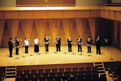 第1回演奏会  2003/7/20(日)  三鷹芸術文化センターにて