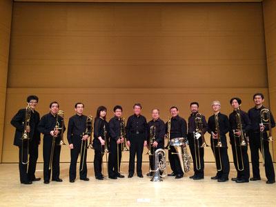 第8回演奏会 2014/12/20(土)スクエア荏原にて
