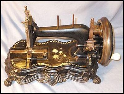 Junker & Ruh  # 723.399 TS/SAX style (1903 c.)