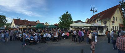 40. Gässelweinkerwe Meckenheim | 26.05.2016