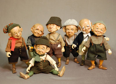 The Seven Dwarves ( Sold Out )