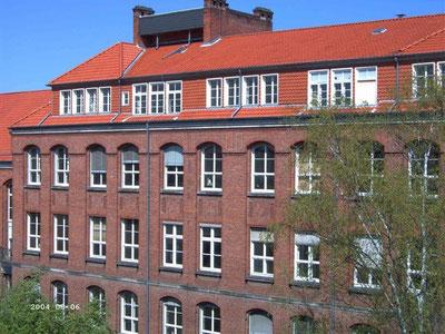Alte Physik 2005 - im Göttinger Bunsenviertel