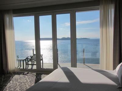 Meerblickzimmer Royal Blue Hotel Dubrovnik
