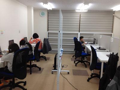 京橋、城東区蒲生の個別指導塾アチーブメント、授業風景
