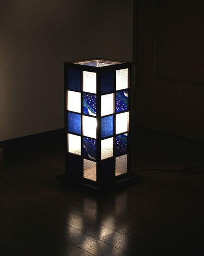 彩り障子LED照明